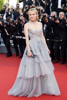 Diane Kruger - Dior haute couture