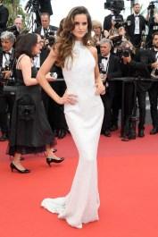 Izabel Goulart - Ralph & Russo haute couture
