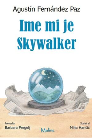 Ime mi je Skywalker Knjižni naslovi