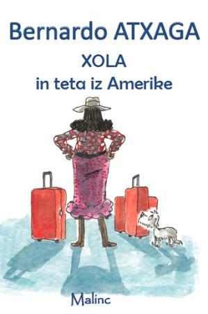 Xola in teta iz Amerike Knjižni naslovi
