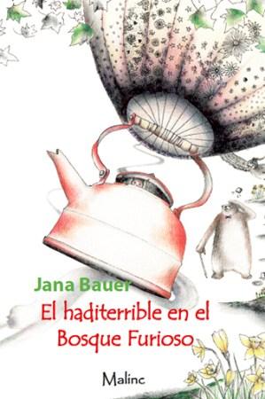 El haditerrible en el Bosque Furioso Knjižni naslovi