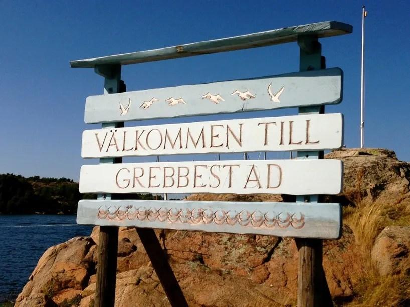 Valkommen till Grebbestad