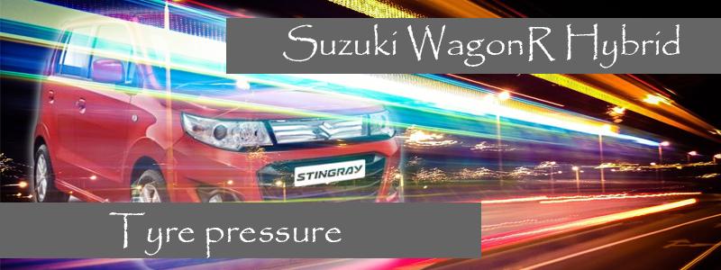 Suzuki WagonR Hybrid (Stingray)