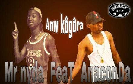 Anaconda ft MR NIDA – Awn Kogora