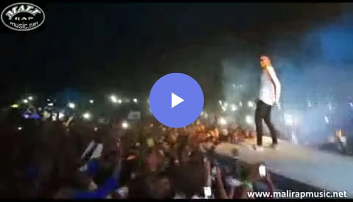 Sidiki Diabaté fait guichet fermé à N'ZEREKORE ville de Guinée [Vidéo]