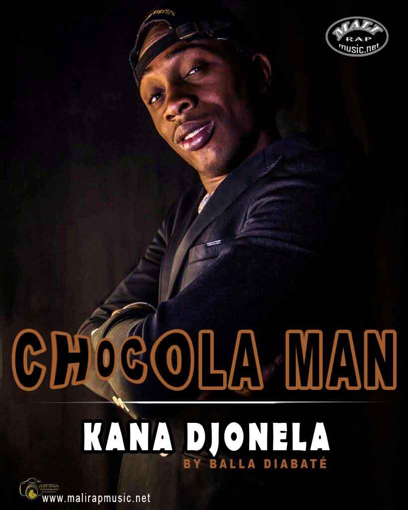 Chocola Man – Kana Djonela