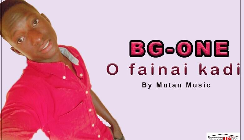 BG ONE – O Fainai Kadi