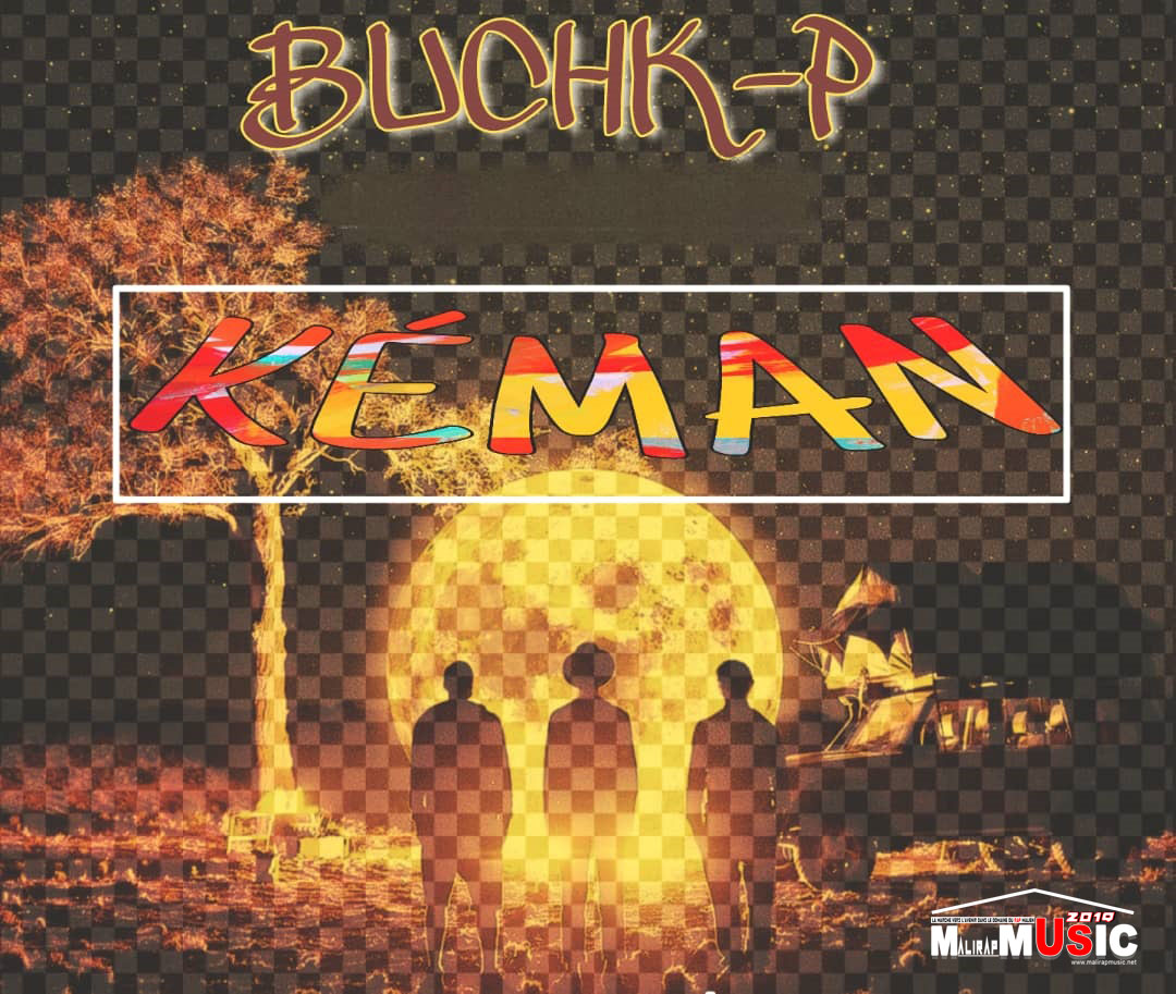BUCHK P – KEMAN (Audio officiel 2019)