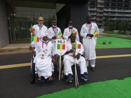 Paralympic Video games / Tokyo 2020: Excellent qualification for Korotoumou and Youssouf Coulibaly