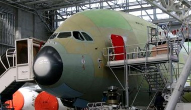Pengecatan Pesawat Terbang