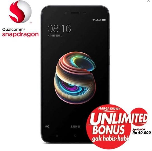 Flash Sale Xiaomi Redmi 5A datang lagi!!!
