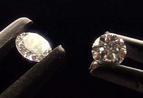 Pembuatan Berlian Sintetis