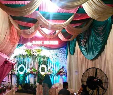 Sewa Tenda Pernikahan Purwokerto Lengkap Harga Murah