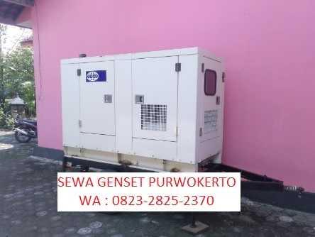 Sewa Genset Purwokerto Harga WA 0823-2825-2370
