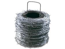 alambre-espino-galvanizado Materiales de vallados