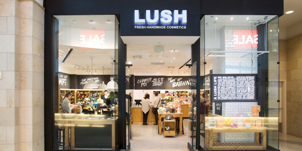 Fresh Made Lush Cosmetics