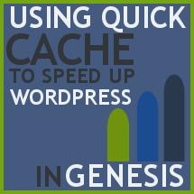 Woprdpress tutorial speed up website