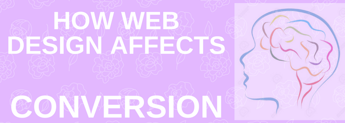 how web design affects conversion