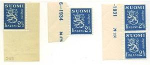 2½mk blue