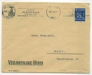 3½mk-kirje