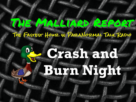 Crash and Burn Night