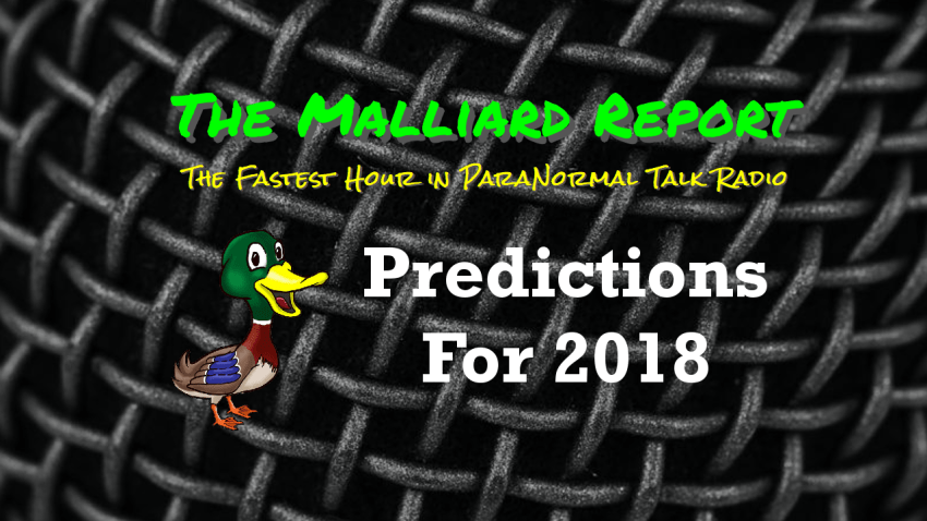 Predictions For 2018