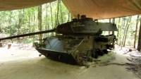 Erbeuteter Panzer