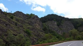 Bergwelt Mazedoniens