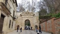 Aufgang zur Alhambra