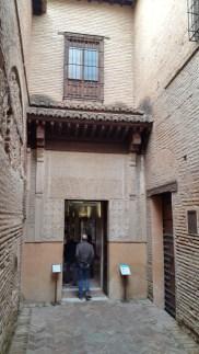 Eingang zum Nasriden Palast