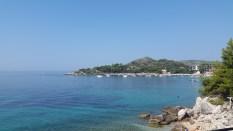Die Bucht von Mlini