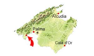 palma nova strandfuhrer mallorca strande
