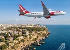 Ab Ende Juni 2020 können Urlauber mit in Hannover stationierten Maschinen von Corendon Airlines zur Sonne fliegen