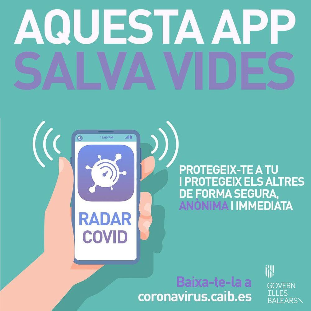 "App ""Radar Covid"""