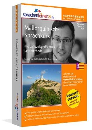 Sprachenlernen24.de Mallorquinisch-Express-Sprachkurs