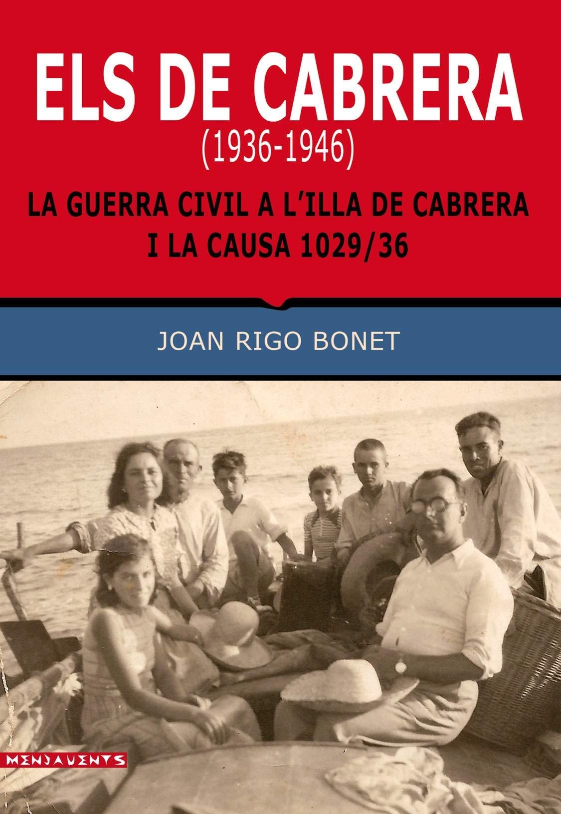 Els de cabrera (1936-1946)