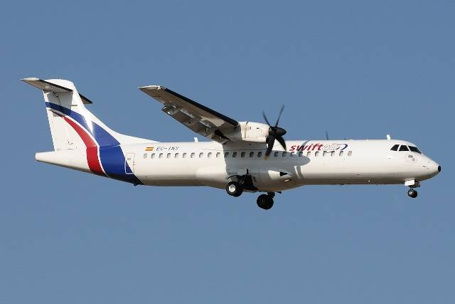 ATR 72 Swift Air