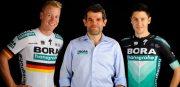 Radteam Bora verlängert Verträge mit Ackermann und Buchmann