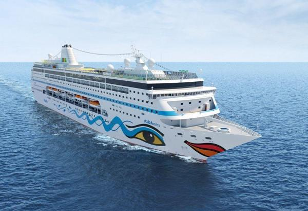 Kreuzfahrtsschiff Aidamira