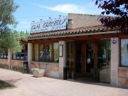 """Feuer verwüstet einen Teil der Bar """"Sa Creu"""" in Petra"""