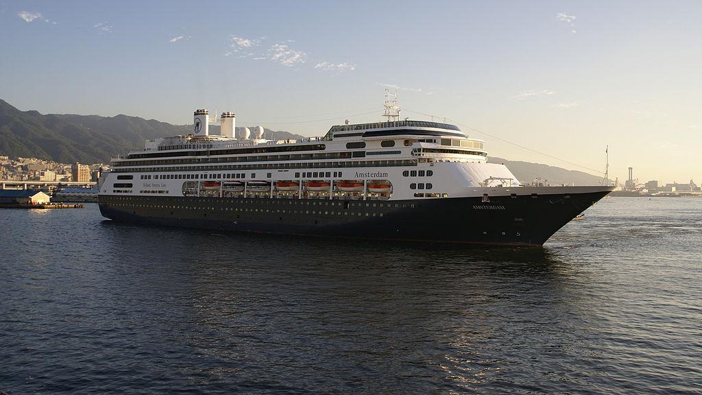 Kreuzfahrtschiff Bolette