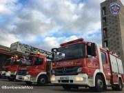 Feuerwehr von Palma wird endlich einen neuen Leiterwagen bekommen