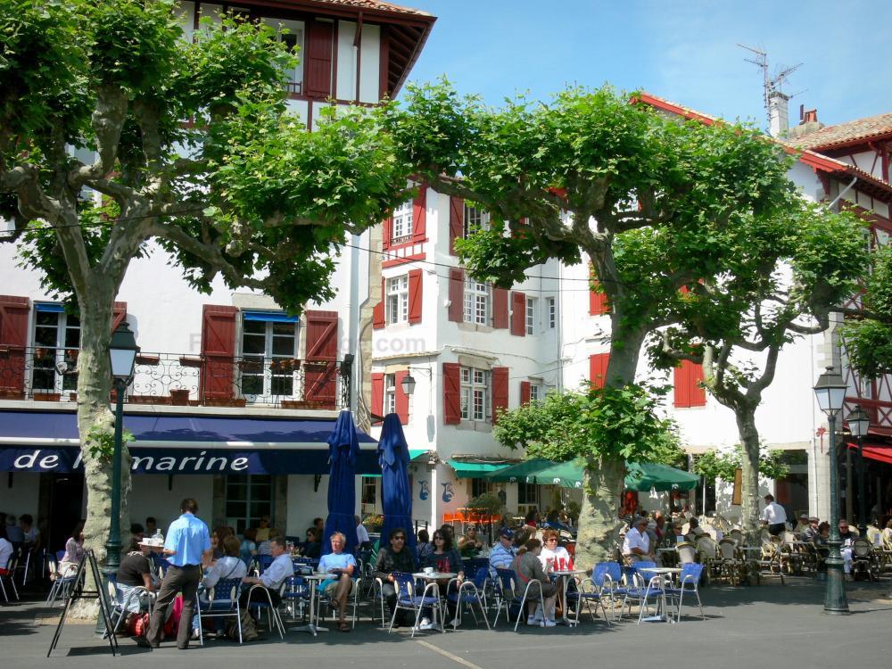 Caféterrassen in Palma de Mallorca