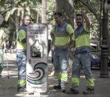 Emaya installiert eine öffentliche Wasserfüllstation