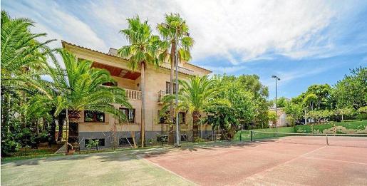 Cursach bietet sein Haus für 4,5 Millionen zum Verkauf an