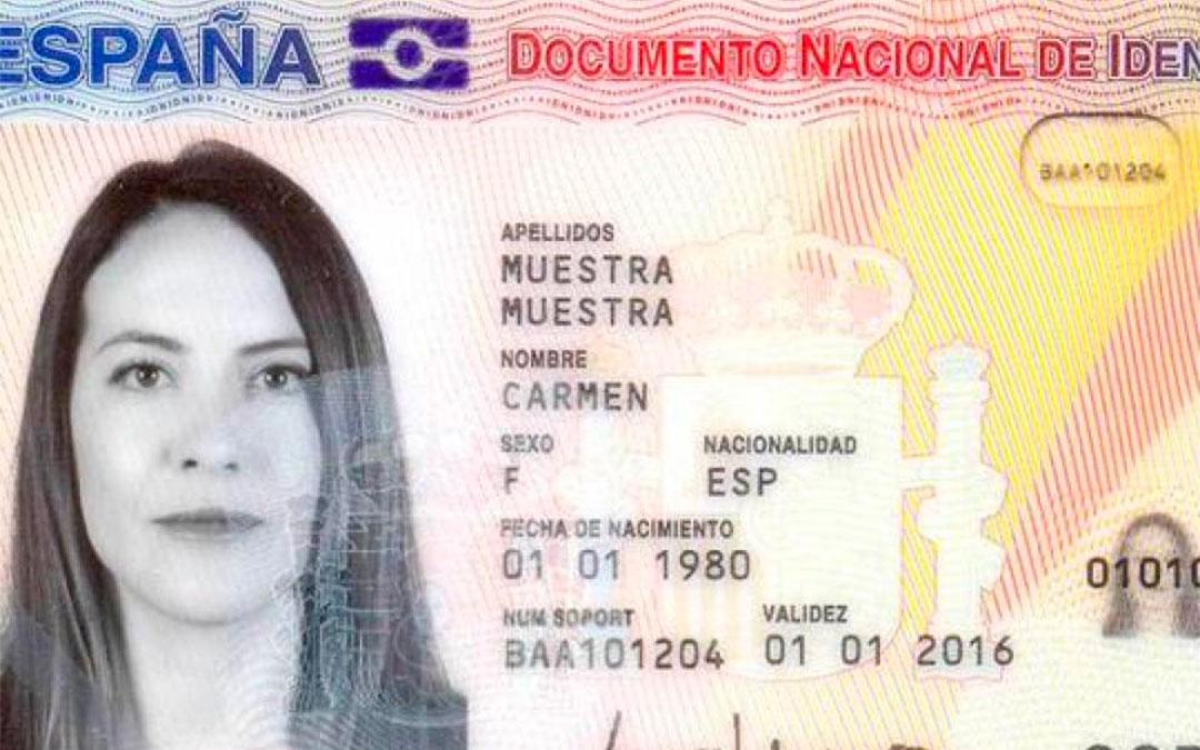 DNI / Ausweis Spanien
