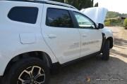 Probefahrt im Dacia Duster
