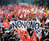 """16 Demonstranten der """"Resistencia Balear"""" sollen 57.000 Euro Strafe zahlen"""