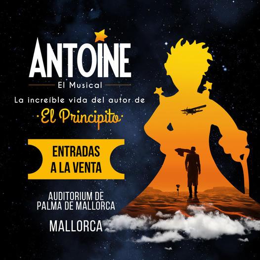 """Musical """"Antoine"""" im Auditorium Palma auf Mallorca"""