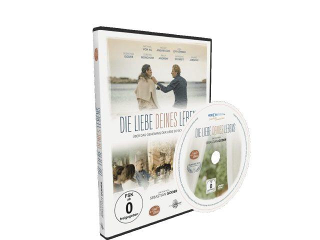 Die Liebe Deines Lebens DVD